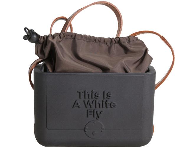 XYZBag. Dada 1, 3D handbag designed as unique item, through a co-created digital sartorial manufacturing process.