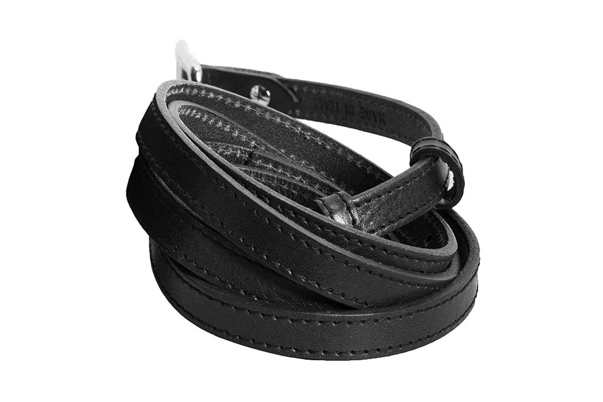 Sas Black Leather Shoes