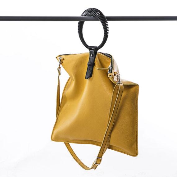 3d printed handle and tote bag